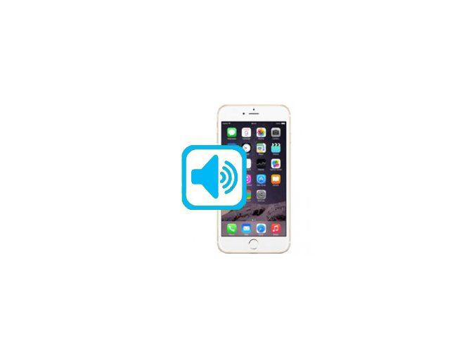 Oprava reproduktoru Iphone 6 Plus
