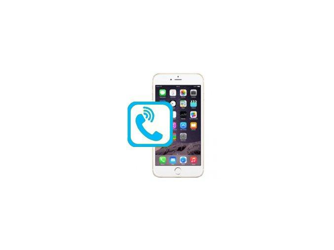 Oprava sluchátka Iphone 6 Plus
