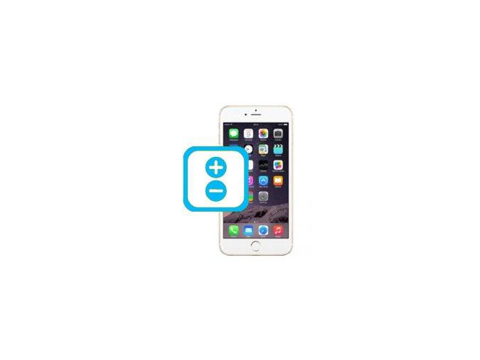Oprava tlačítek hlasitosti Iphone 6 Plus