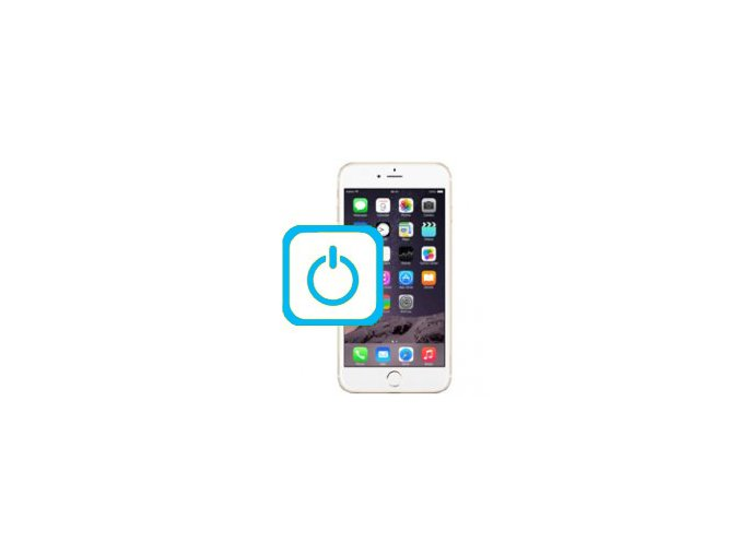 Oprava tlačítka on/off Iphone 6 Plus