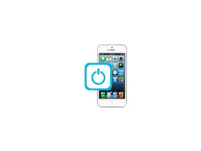 Oprava tlačítka on/off Iphone 5