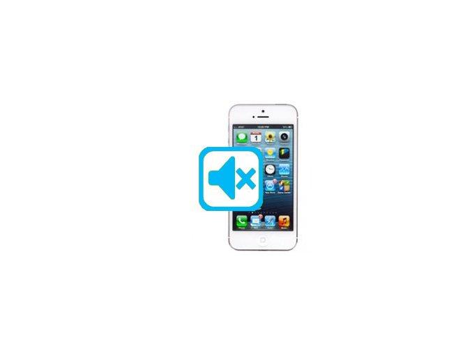 Oprava tlačítka vibrace/zvuk Iphone 5