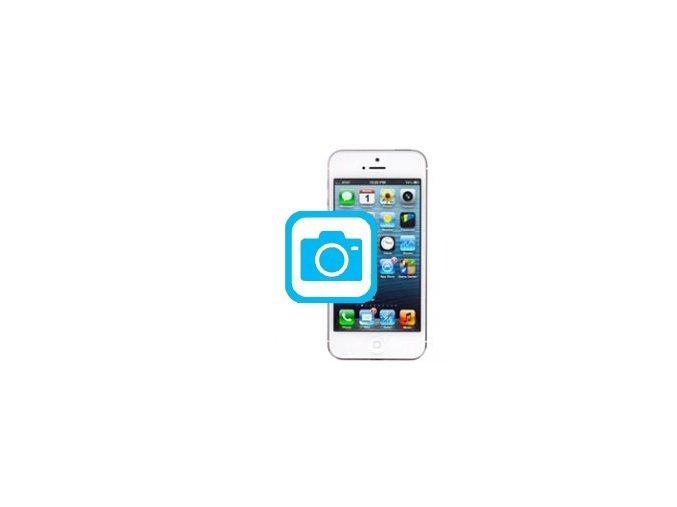 Oprava zadní kamery Iphone 5
