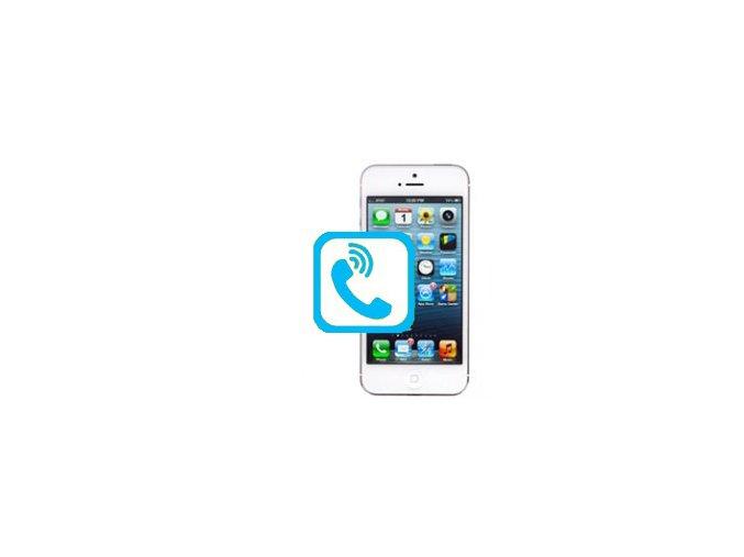 Oprava sluchátka Iphone 5