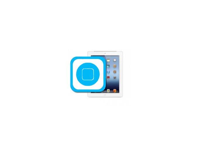 Nefunkční Home Button iPad Mini 4