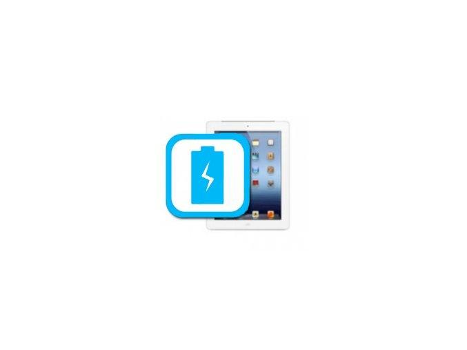 Nefunkční konektor nabíjení iPad Mini 4