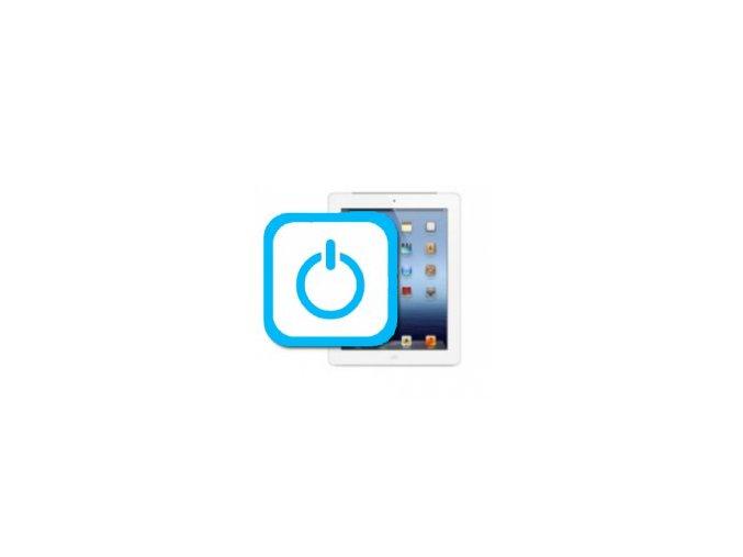 Nefunkční zapínací tlačitko iPad Mini 4
