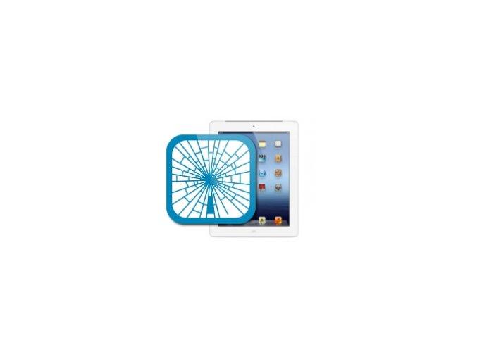 Výměna Celého Předního Panelu(Sklo+LCD) iPad Mini 4