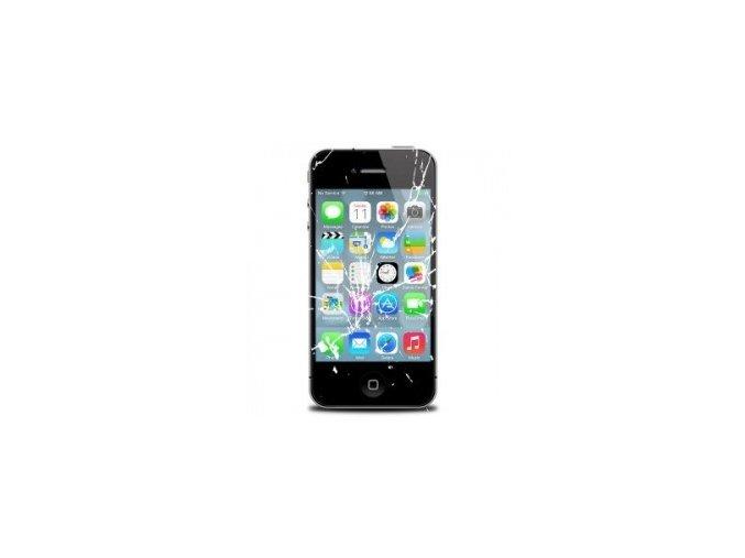 Výměna předního displaye Iphone 4