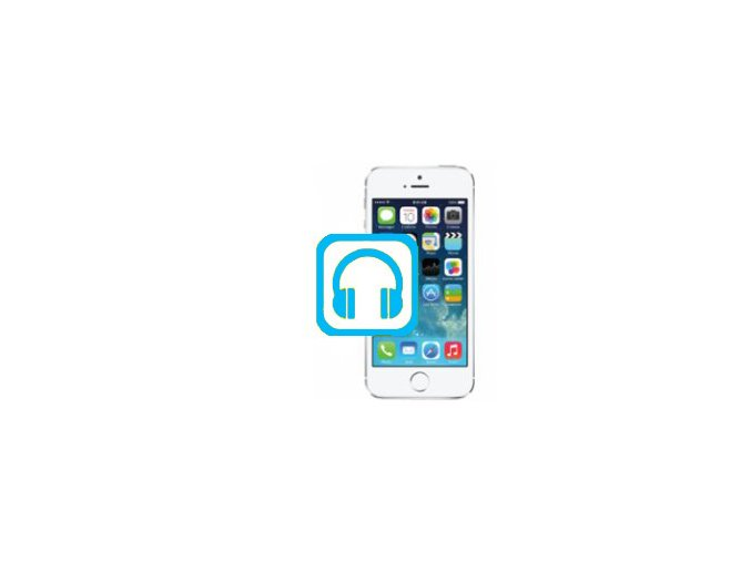 Oprava Audio Jack Konektoru iPhone 5S