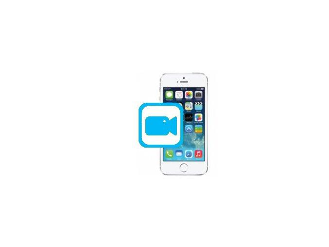 Oprava Přední Kamery iPhone 5S