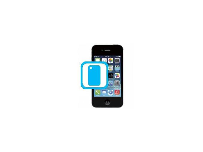 Výměna zadního panelu Iphone 4