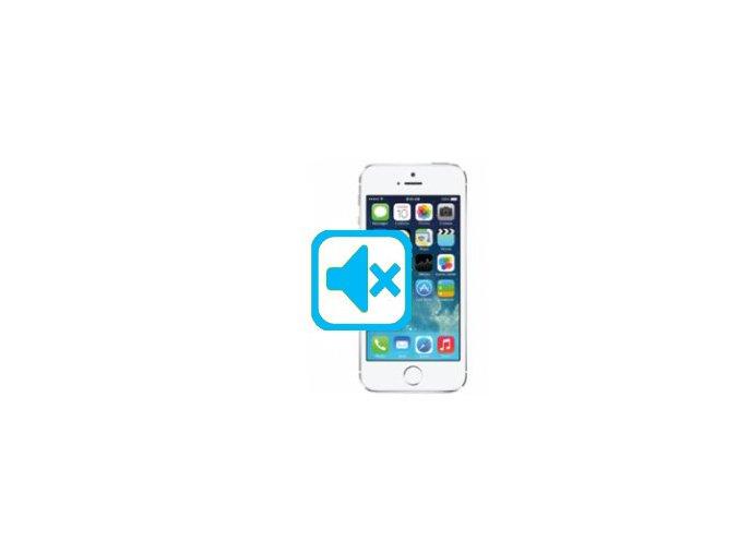 Oprava Tlačítka Vibrace/Zvuk iPhone 5s