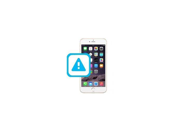 Diagnostika Závady iPhone 7