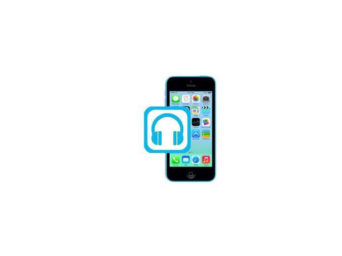 Oprava Audio Jack Konektoru iPhone 5C