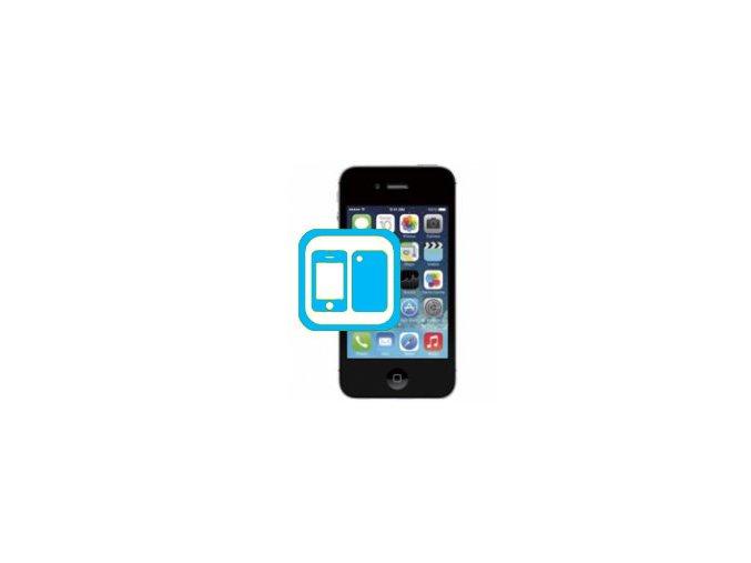 Komplet přední - zadní sklo Iphone 4s