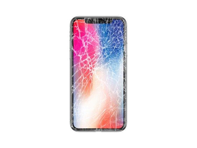iphone x glass repair