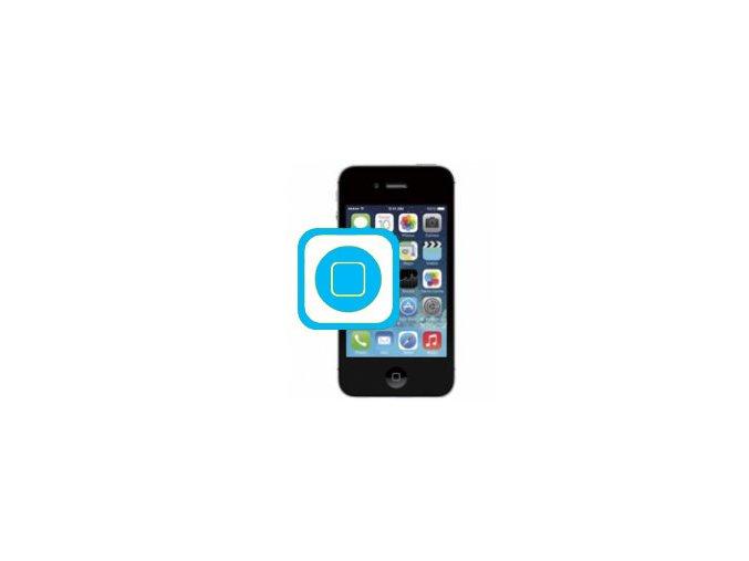 Oprava home tlačítka Iphone 4s