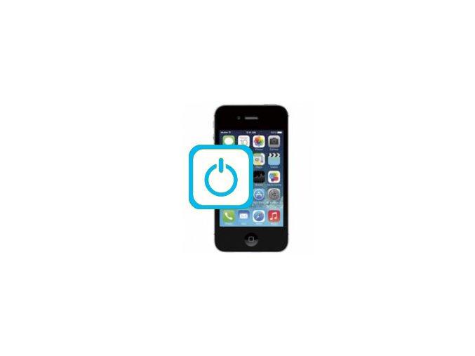 Oprava tlačítka on/off Iphone 4s