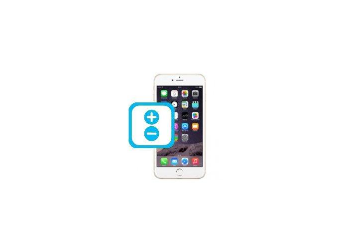 Oprava Tlačítek Hlasitosti iPhone X