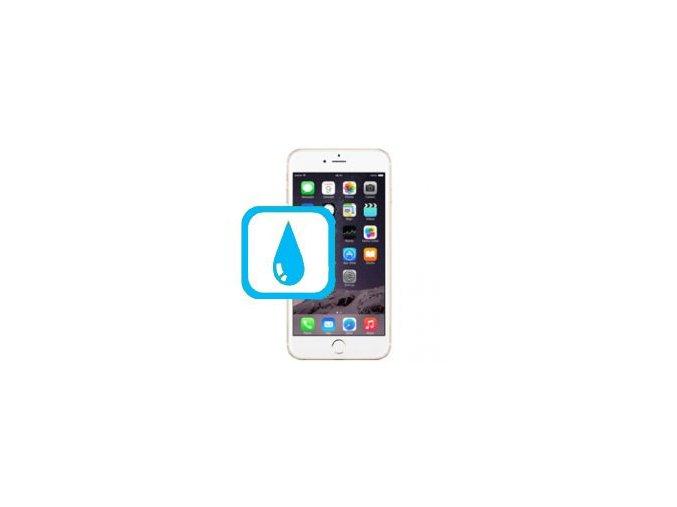 Vyčištění Politého/Utopeného iPhone XR