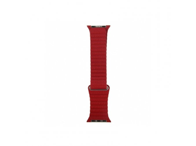 loop band for apple watch 38mm red
