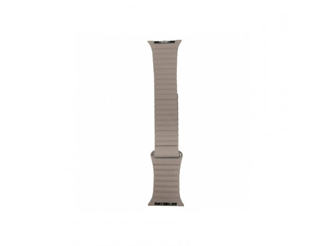 loop band for apple watch 38mm light grey