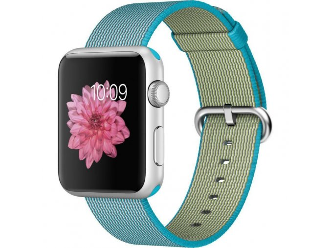 coteetci nylon band for apple watch 42 44mm anj