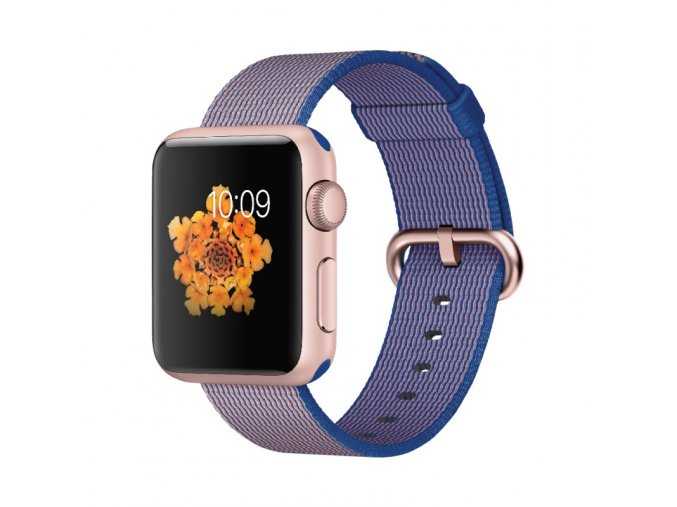 coteetci nylon band for apple watch 38 40mm jct