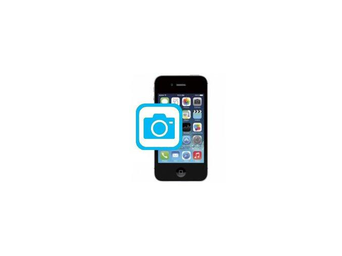Oprava zadní kamery Iphone 4