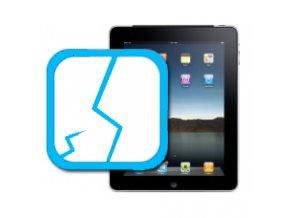 Výměna dotykového skla iPad 2