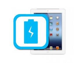 Nefunkční konektor nabíjení iPad 3