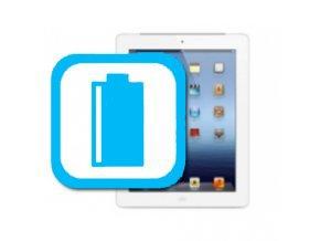 Výměna baterie iPad 3