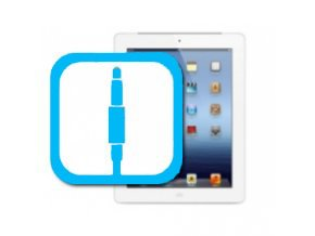 Nefunkční konektor na sluchátka iPad Mini 3