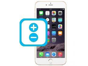 Oprava Tlačítek Hlasitosti +/- iPhone 6