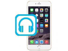 Oprava audio jack konektoru Iphone 6 Plus