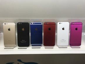 Výměna Zadního Panelu iPhone 6 Plus