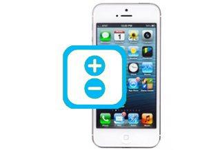 Oprava tlačítek hlasitosti Iphone 5