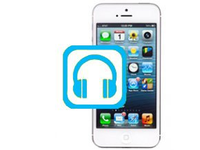 Oprava audio jack konektoru Iphone 5
