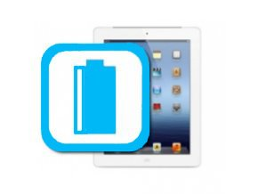 Výměna baterie iPad Mini 4