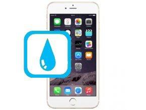 Čištěný iPhone 7PLUS po kontaktu s tekutinou