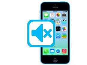 Oprava Tlačítka Vibrace/Zvuk iPhone 5C