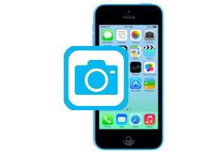Oprava zadní kamery Iphone 5c