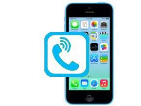 Oprava sluchátka Iphone 5c