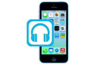 Oprava Audio Jack Konektoru iPhone 5C