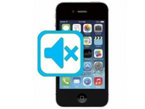 Oprava tlačítka vibrace/zvuk Iphone 4s