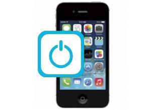 Oprava tlačítka on/off Iphone 4