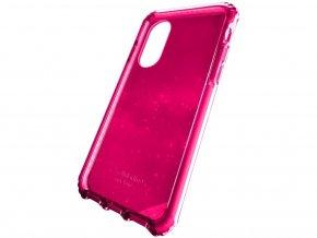 15344 4 ultra ochranne pouzdro cellularline tetra force shock twist pro apple iphone x xs 2 stupne ochrany fuchsiove