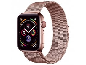 coteetci stainless steel magnet band for apple watch 38 40mm yfs