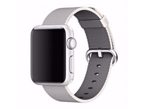coteetci nylon band for apple watch 42 44mm zbg